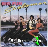 Shalamar - Big Fun LP - 1979