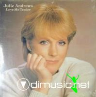 Julie Andrews - Love Me Tender LP - 1983