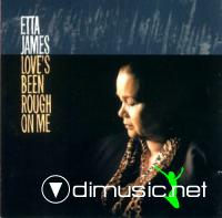 Etta James - Love's Been Rough On Me CD - 1997