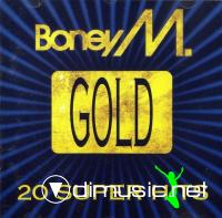 Boney M. - Gold - 20 Super Hits CD - 1992