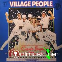 Village People - Can't Stop The Music OST LP - 1980
