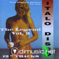 Various - Italo Disco  The Legend  Vol.3