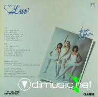 Luv' - Forever Yours LP - 1980