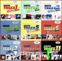 Various - 45 RPM Disco Traxx Vol 01-11