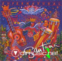 Santana - Supernatural CD - 1999