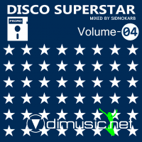 Disco SuperStar Volume-4 (Mixed by SidNoKarb)