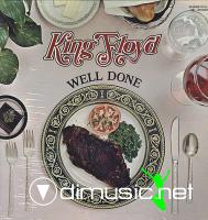 King Floyd - Well Done LP - 1975
