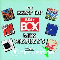 Various - The Best Of Beat Box Mix Medleys Vol. 1 [1989]