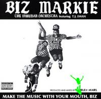 "Biz Markie - Make The Music With Your Mouth - 12"" - 1986"