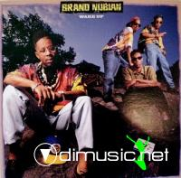 Brand Nubian - Wake Up - 12 Inches - 1990