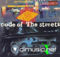 "Gang Starr - Code Of The Streets - 12"" - 1994"