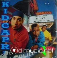 Kid Capri - Apollo - 12 Inches - 1991