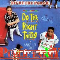 Public Enemy - Fight The Power - 12 Inches - 1989