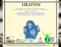 Free - Highway LP - 1969 Reissued 2002