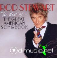 Rod Stewart - The Best Of...The Great American Songbook CD - 2011