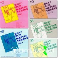 Various - Beat Box Master Tracks Vol. 1-5