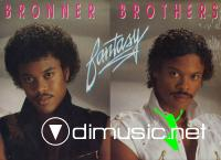 Bronner Brothers - Fantasy LP - 1986