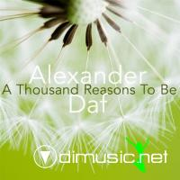 Alexander Daf - A Thousand Reasons to Be (2008)