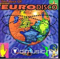 Disco Nights Vol 3 - The Best Of Euro Disco VA CD - 1995