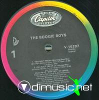 Boogie Boys - You Ain't No Fresh - 12