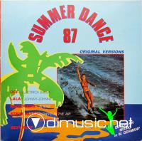 Various - Summer Dance '87 (Original Versions) (LP 1987)