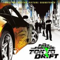 The Fast And The Fuious - Tokyo Drift OST CD - 2006