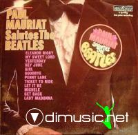 Paul Mauriat Salutes The Beatles LP - 1972