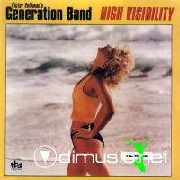 Victor Feldman's Generation Band - High Visibility LP - 1989