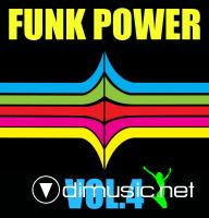 Funk Power Vol.4 (Mixed by SidNoKarb)
