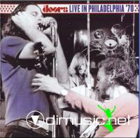 The Doors - Live In Philadelphia '70 CD - 2005
