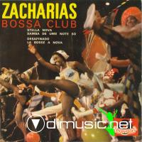 Zacharias - Bossa Club - Single 7'' - 1963