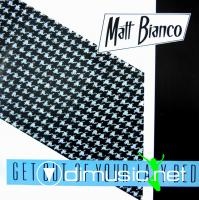 Matt Bianco - Get Out Of Your Lazy Bed  - Single 12'' - 1984