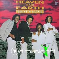 Heaven & Earth - That's Love LP - 1981