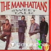 The Manhattans - Sweet Talk LP - 1989