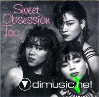 Sweet Obsession - Too CD - 1991