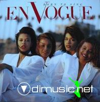 En Vogue - Born To Sing CD - 1990