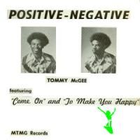 Tommy McGee - Positive-Negative (1976)