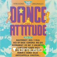 VA - Dance Attitude CD - 1994