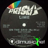Lime - On The Grid - 12
