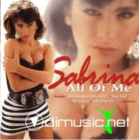 Sabrina - All of Me [CD 1998]