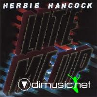 Herbie Hancock - Lite Me Up! LP - 1982