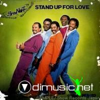 Sho-Nuff - Stand Up For Love LP - 1982