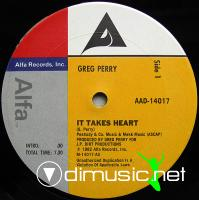 Greg Perry - It takes Heart - 12