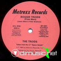 The Troids - Boogie Troids From Mars - 12