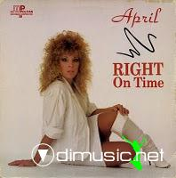 April - Right On Time - 12