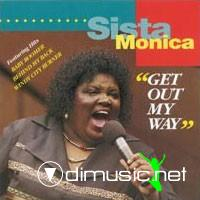 Sista' Monica Parker - Get Out My Way CD - 1995