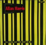 Allan Harris - You Bring Out The Best In Me (Vinyl, 12'') 1988