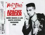 Apache Indian -  Nuff Vibes EP (1993)