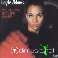 Gayle Adams - Your Love Is A Life Saver - 1980