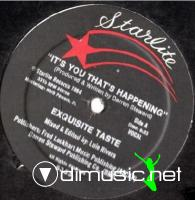 Exqusite Taste - It's You That's Happening - 12